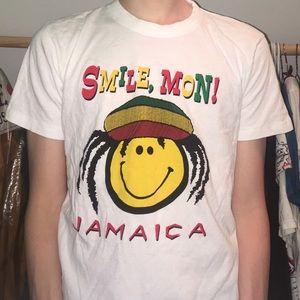 Vintage Jamaican Men's T shirt